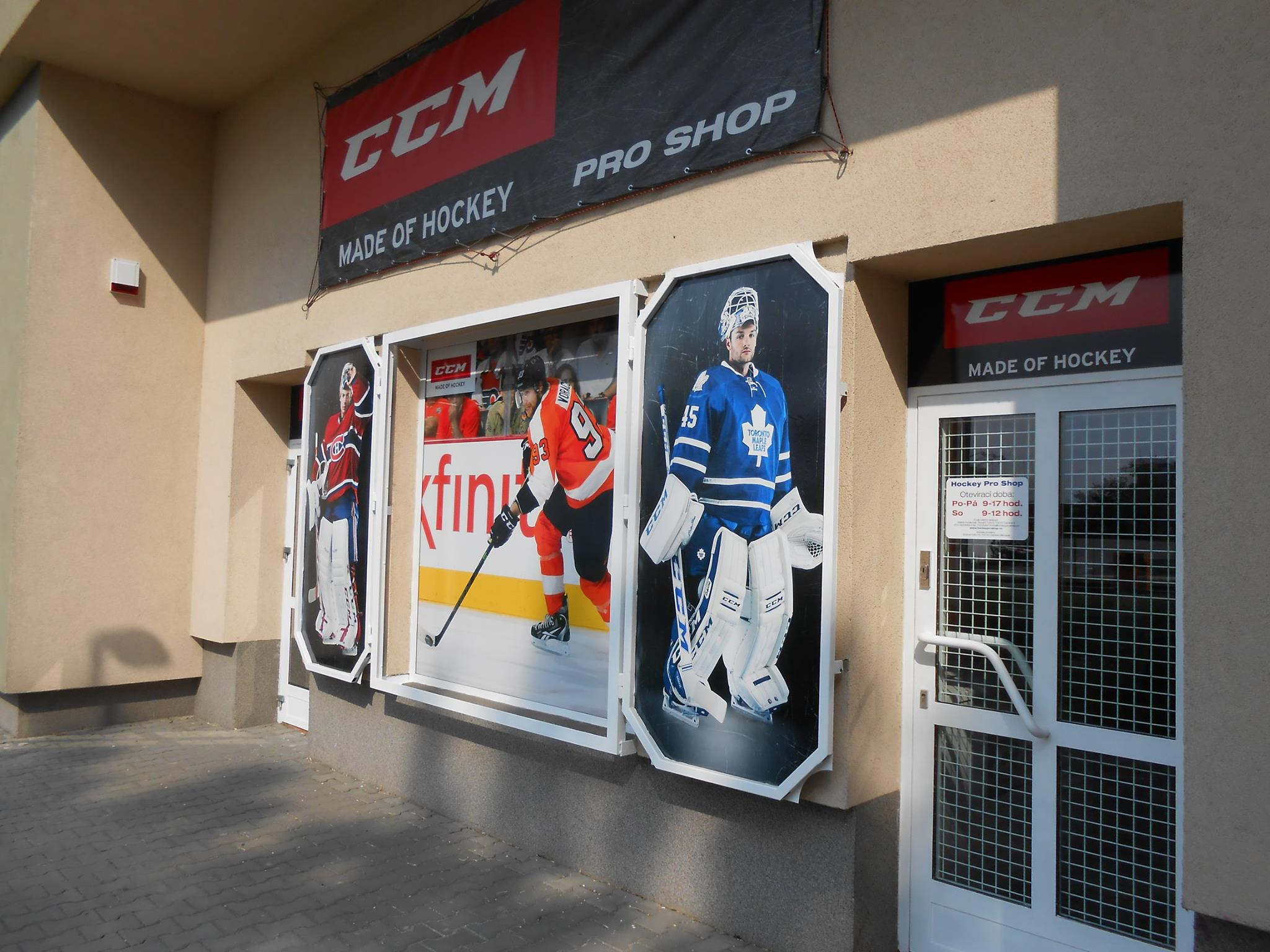 0205ab31eec8b Hokej obchod Ostrava - Vše pro hokej od pondělí do soboty ...