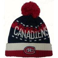 Zimní čepice (kulich) Reebok Wool Cuffed - Montreal Canadiens 0cdb7075bf